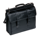 Waterville Softline Organiser  Computer Bag BLACK